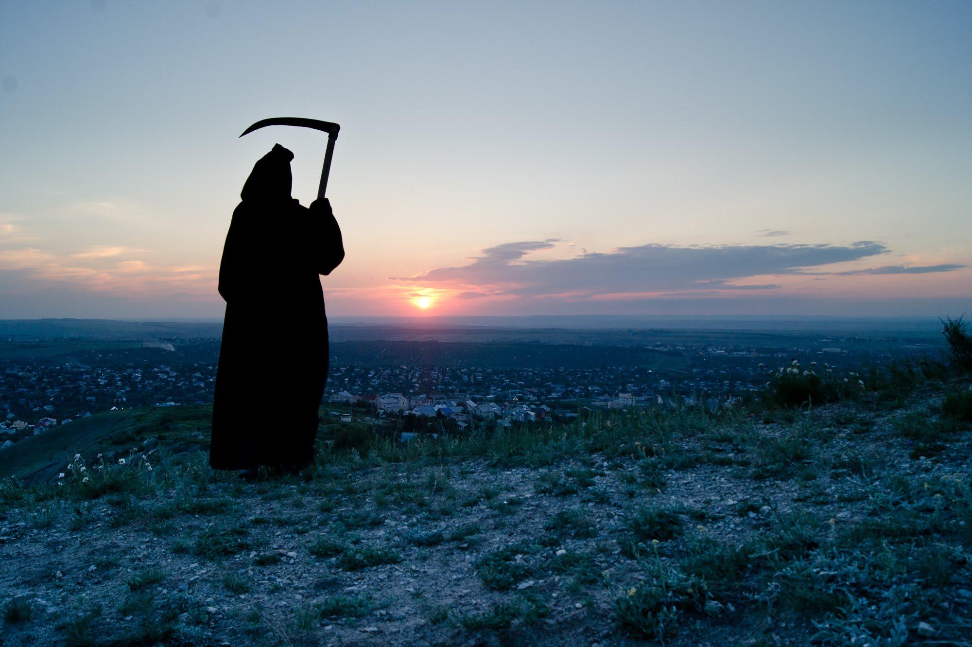 Кровь стынет в жилах! Пророчество великого поэта : настанет год – России черный год!