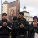 Прощай, немытая Россия: на украинской границе задержали 12 мигрантов из РФ