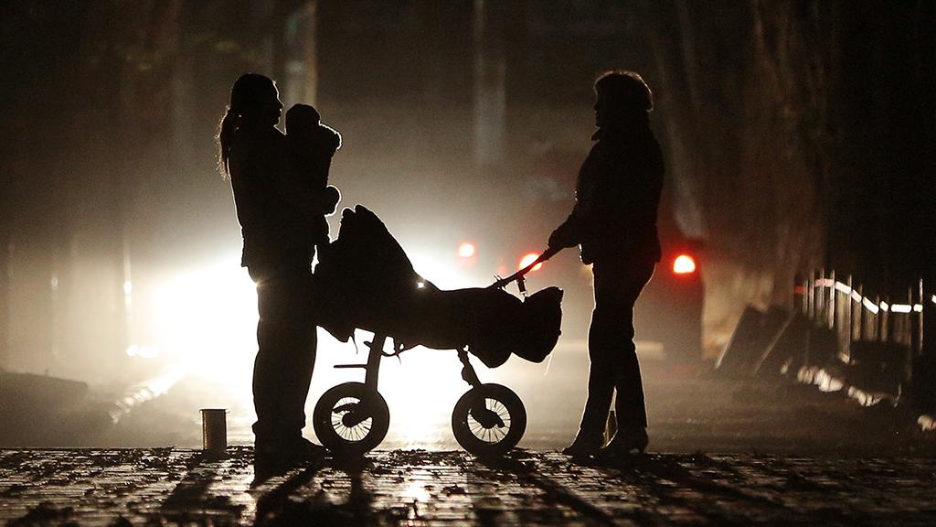 СКАНДАЛ: в Киеве похитили двухмесячного младенца