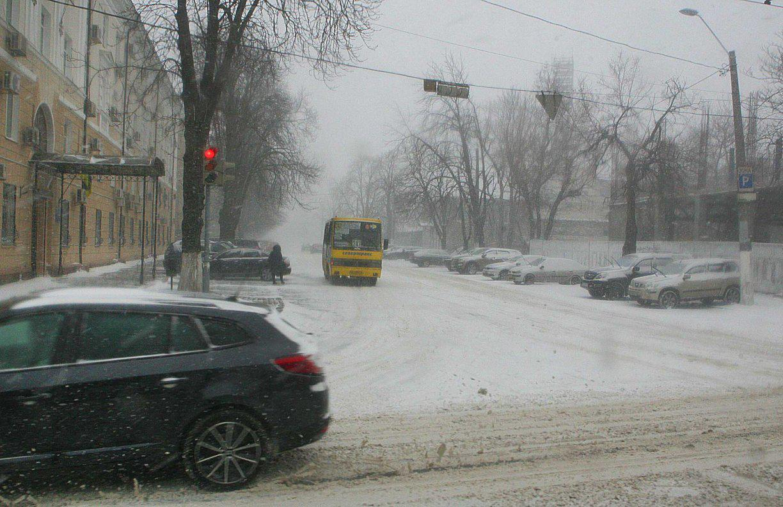 УРАААА! В Украину пришел первый снег! Осень отменяется