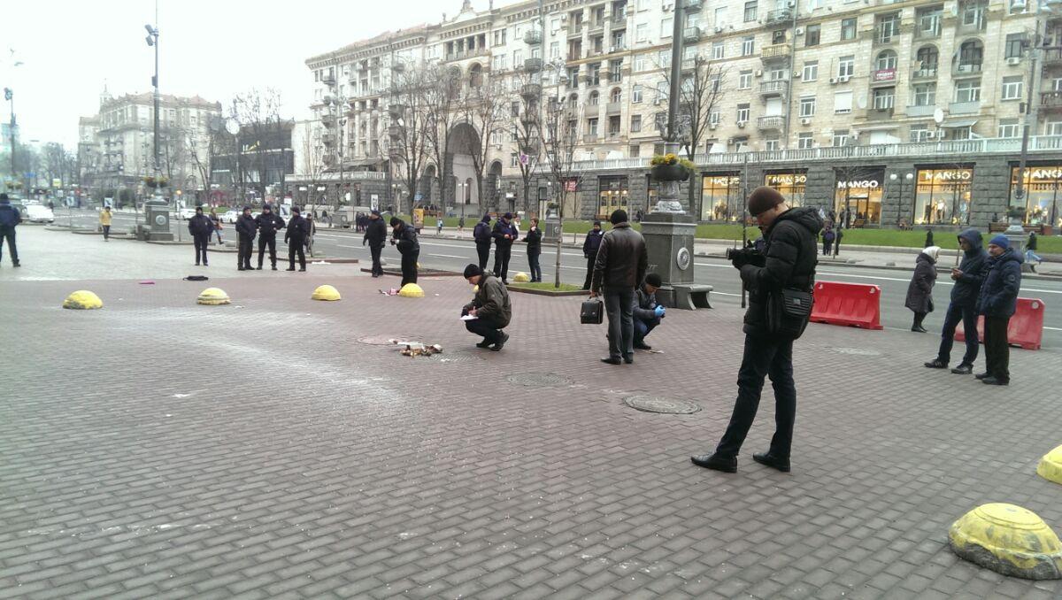 СРОЧНО! На Майдане проходит эвакуация людей! Узнайте, что произошло
