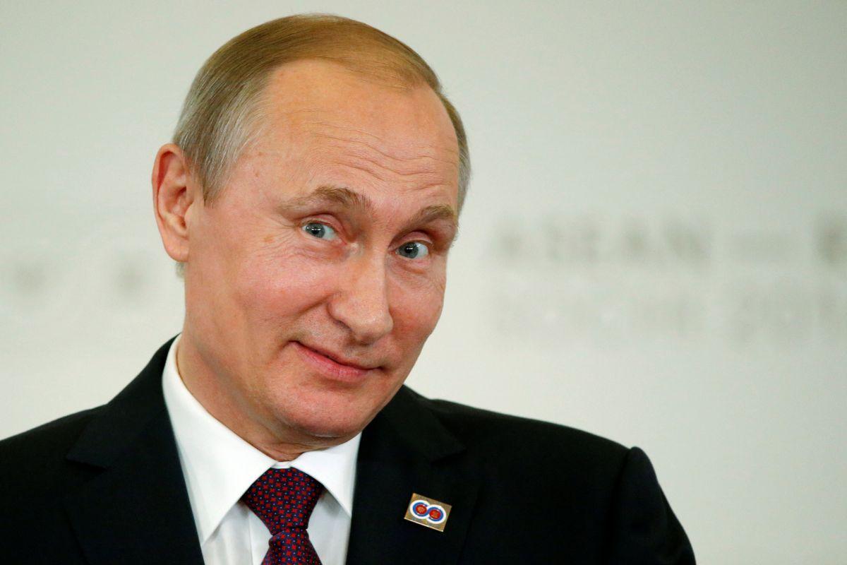 Путин – не призрак! Африканский студент ущипнул Президента России