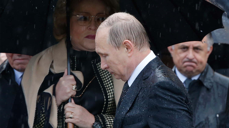 ВАЖНО: у Путина есть слабое место. И США знают его