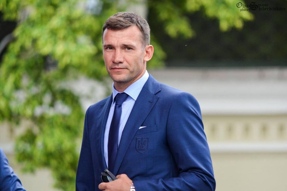 Резонанс: Андрей Шевченко заявил о своих политических амбициях