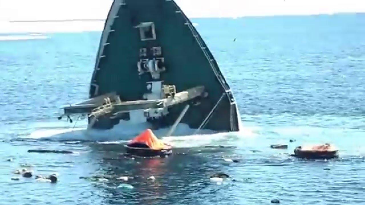 Необъявленная война: силовики потопили российский танкер