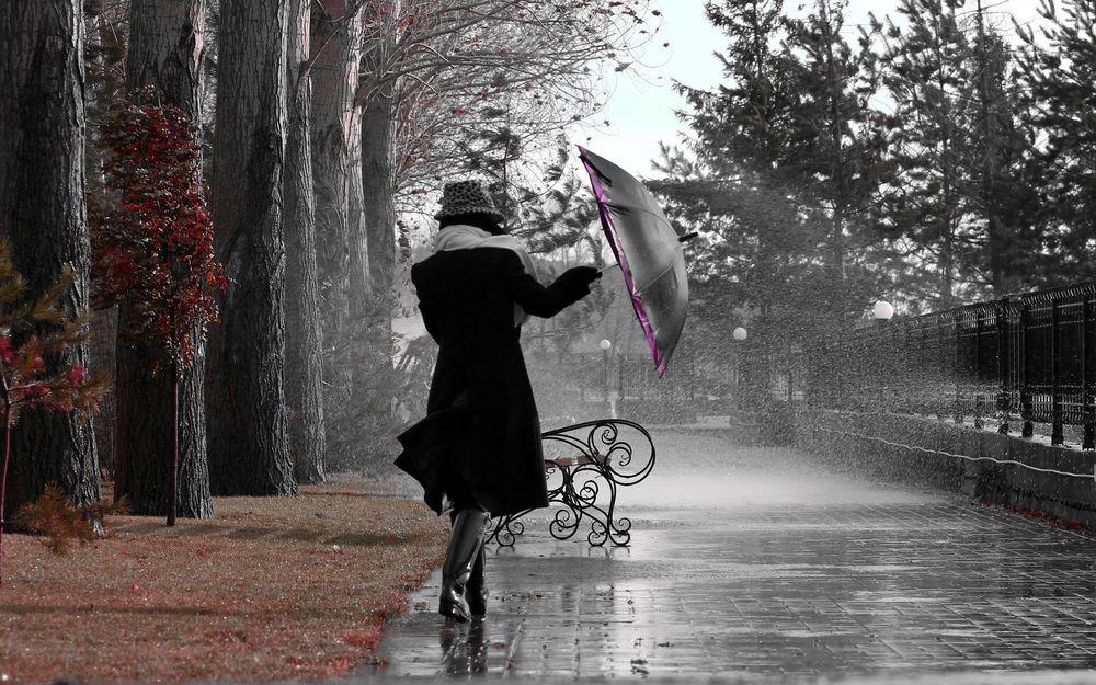 Без зонта не выходите! Погода огорчит жителей всей Украины