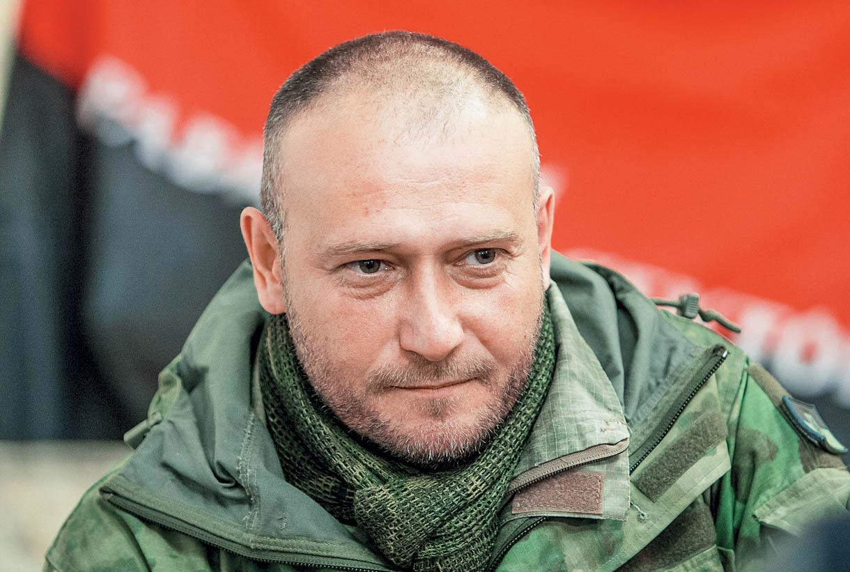 Дмитрий Ярош: с такой силой можно и Краснодар взять!