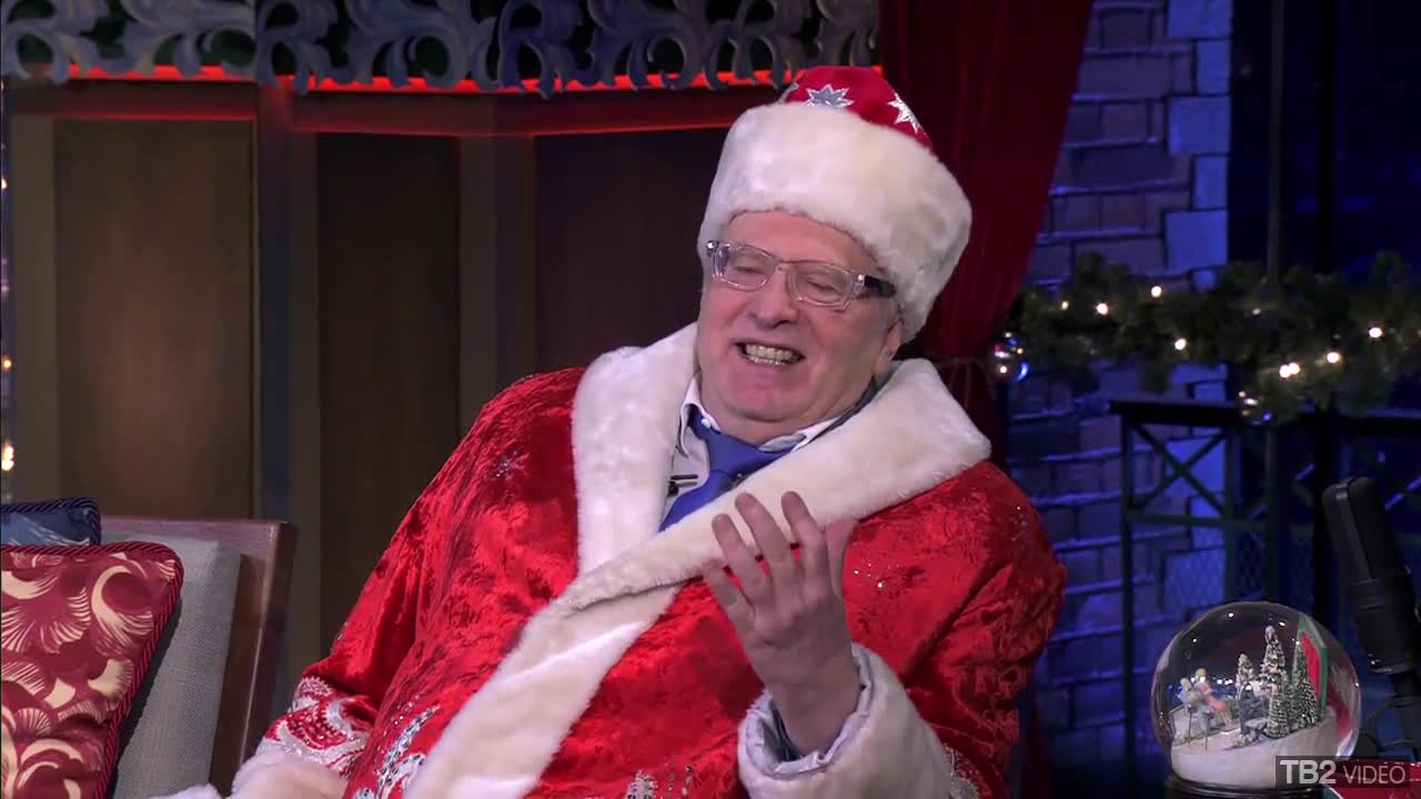 Жириновский: новогодние праздники в России нужно отменить