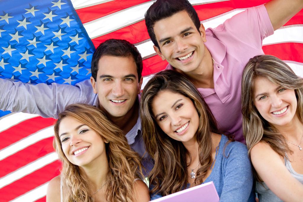 Настоящая американская школа